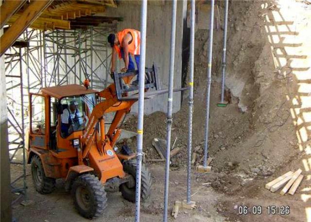 10 maneras de jugarse la vida en la construcción 2